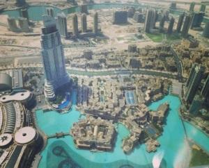 Dubai Burj Khalifia