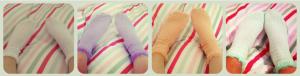 Collage Socks