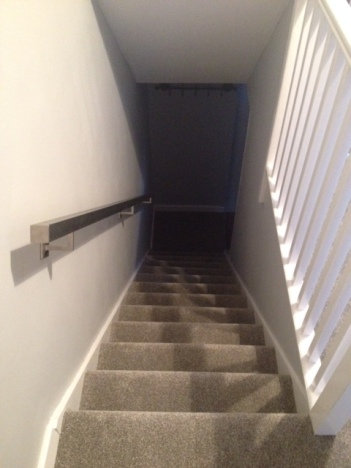 stairs done